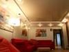 Натяжной потолок в гостинную 9