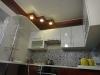 Натяжной потолок в кухню 3