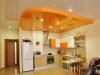 Натяжной потолок в кухню 7