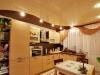 Натяжной потолок в кухню 9