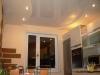 Натяжной потолок в кухню 11