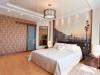 Натяжной потолок в спальне 7